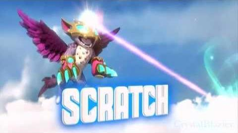Skylanders Swap Force - Scratch Soul Gem Preview (The Luck of the Claw)