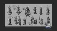 Academy Elemental Sketches SoosaKim