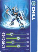 Chill Talentkarte