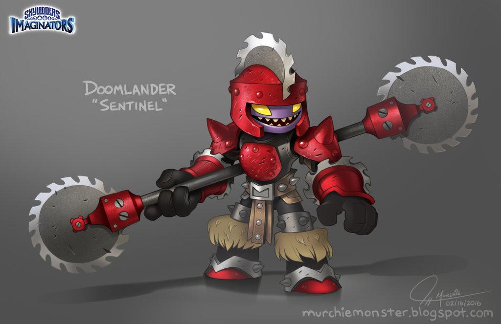 Sentinel Doomlander