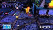 Skylanders Giants - Meet the Skylanders - Hot Dog (See Spot Burn)