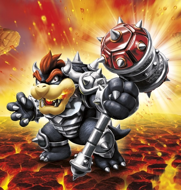 Dark Hammer Slam Bowser