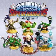 Eon's Elites SuperChargers