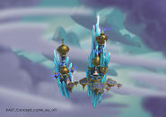 MagicRealm BillTiller Concept castle