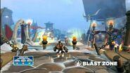 Skylanders Swap Force - Meet the Skylanders - Blast Zone (Blast and Furious)