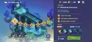 MistyBog LevelScreen