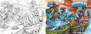 SkylandersKaosTrap ComicCon Cover