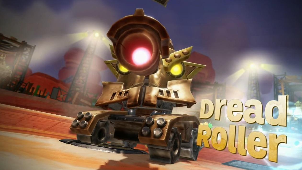 Dread Roller