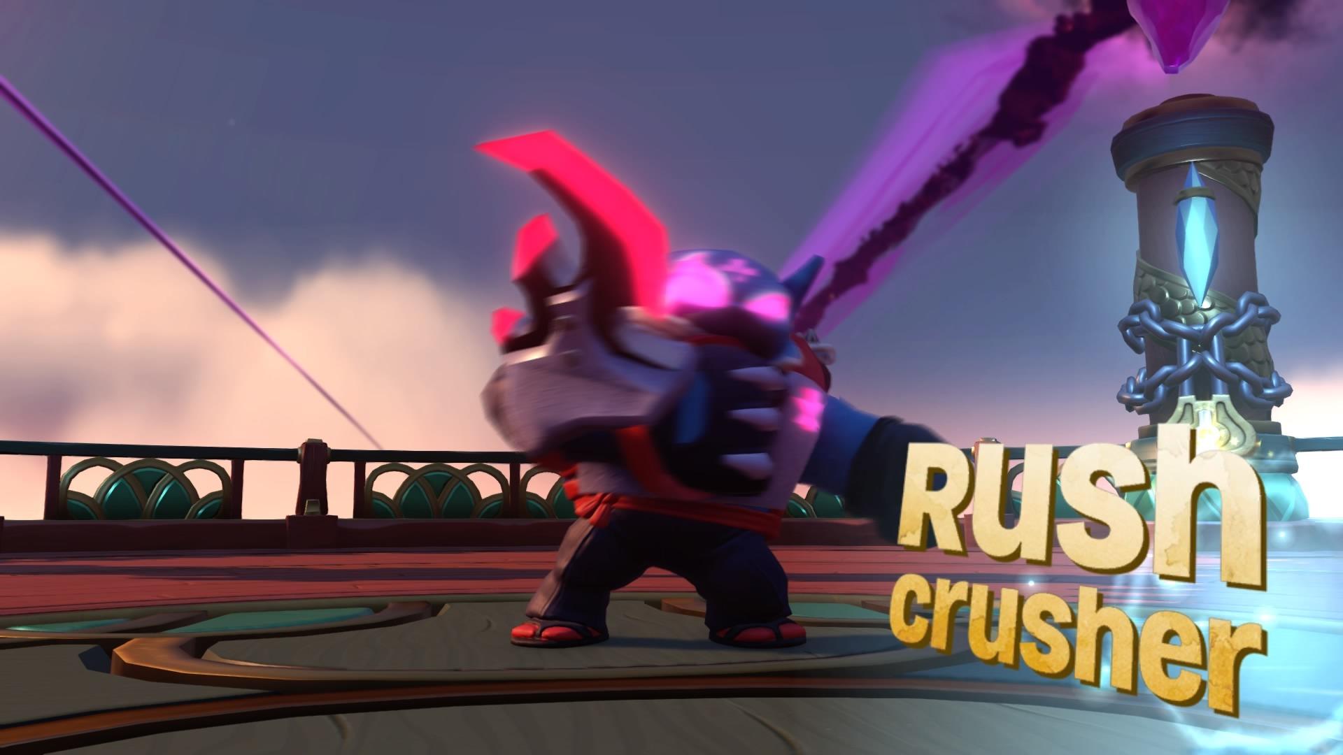 Rush Crushers
