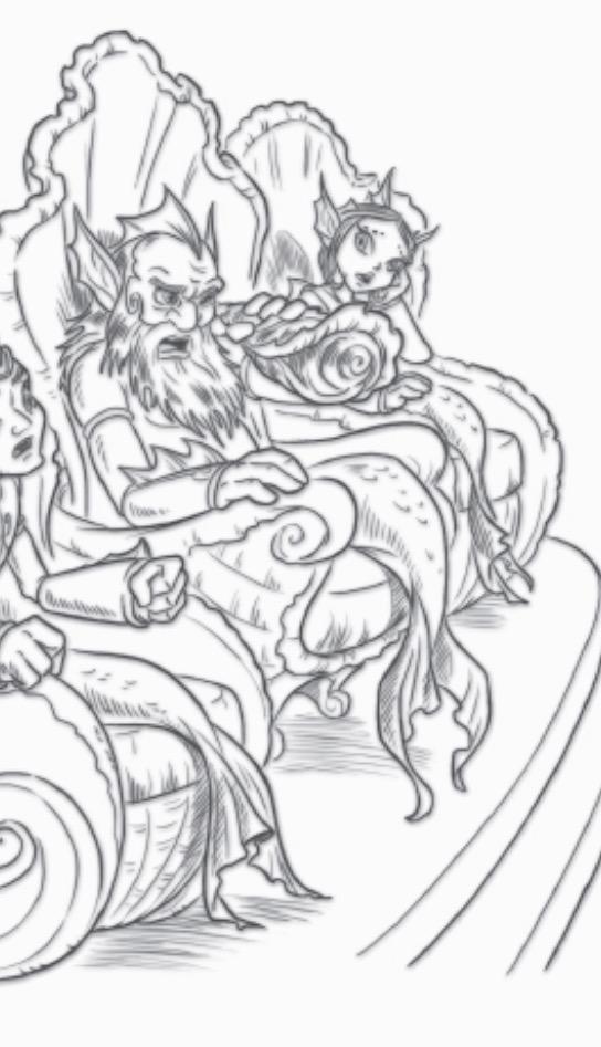 King Scalebeard