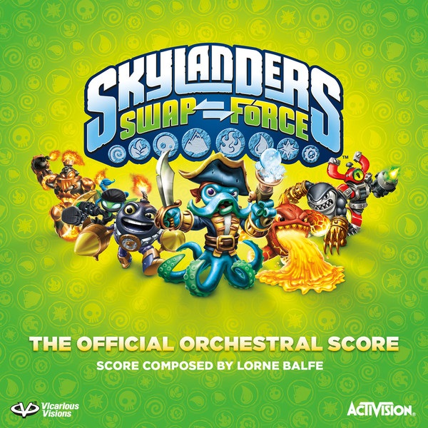 Skylanders: Swap Force (The Official Orchestral Score)