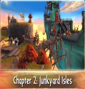 Junkyard Isles