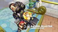 OFFICIAL Skylanders SuperChargers Action Clips Barrel Blaster