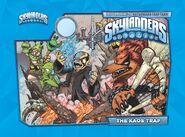 Skylanders TheKaosTrap NYCCCover