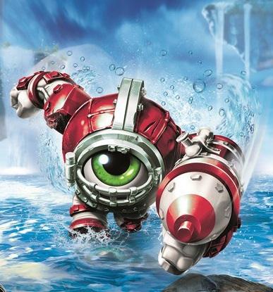 Missile-Tow Dive-Clops