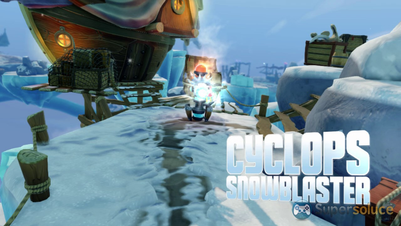 Cyclops Snowblasters