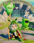 Chompy-Magier in Trap Team