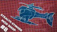 Official Skylanders SuperChargers Mod Shop Stealth Stinger