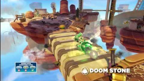 Meet the Skylanders Doom Stone