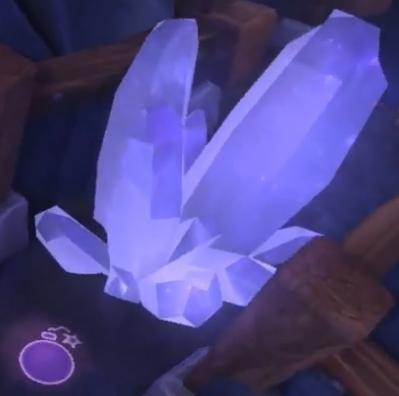 Tzo Crystals
