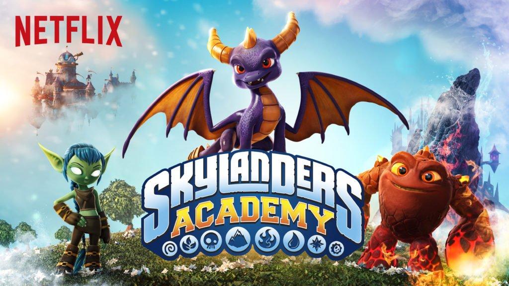 Skylanders Academy (TV series)