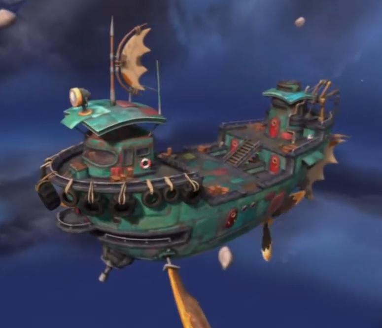 The Dread-Yacht