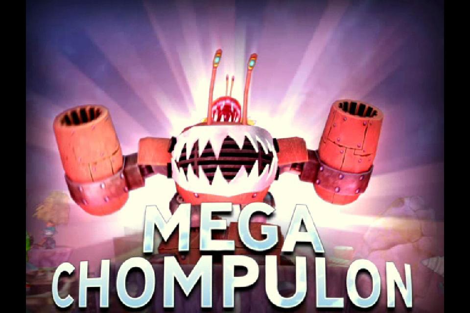 Mega Chompulon