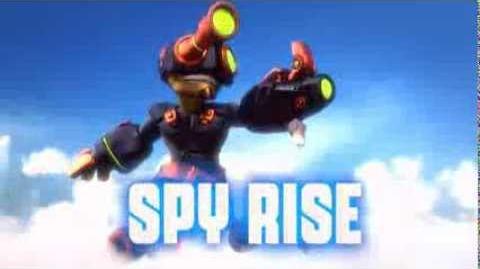 Skylanders Swap Force - Spy Rise Soul Gem Preview (It's Classified)