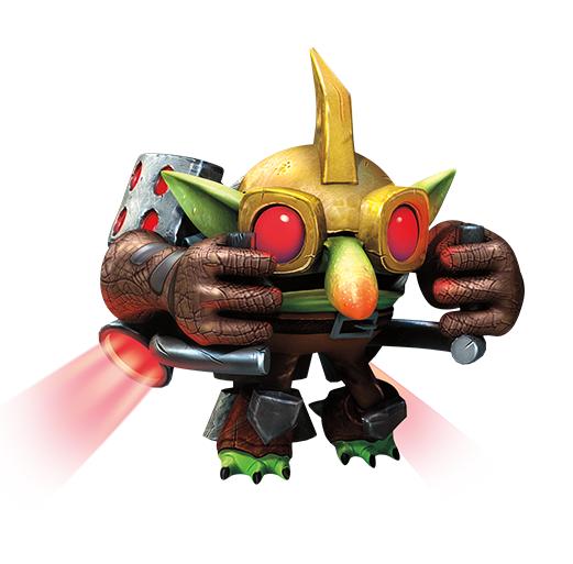 Threatpack (villain)
