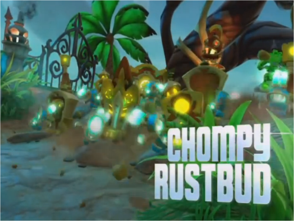 Chompy Rustbuds