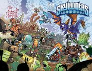 SkylandersIssue12 Cover