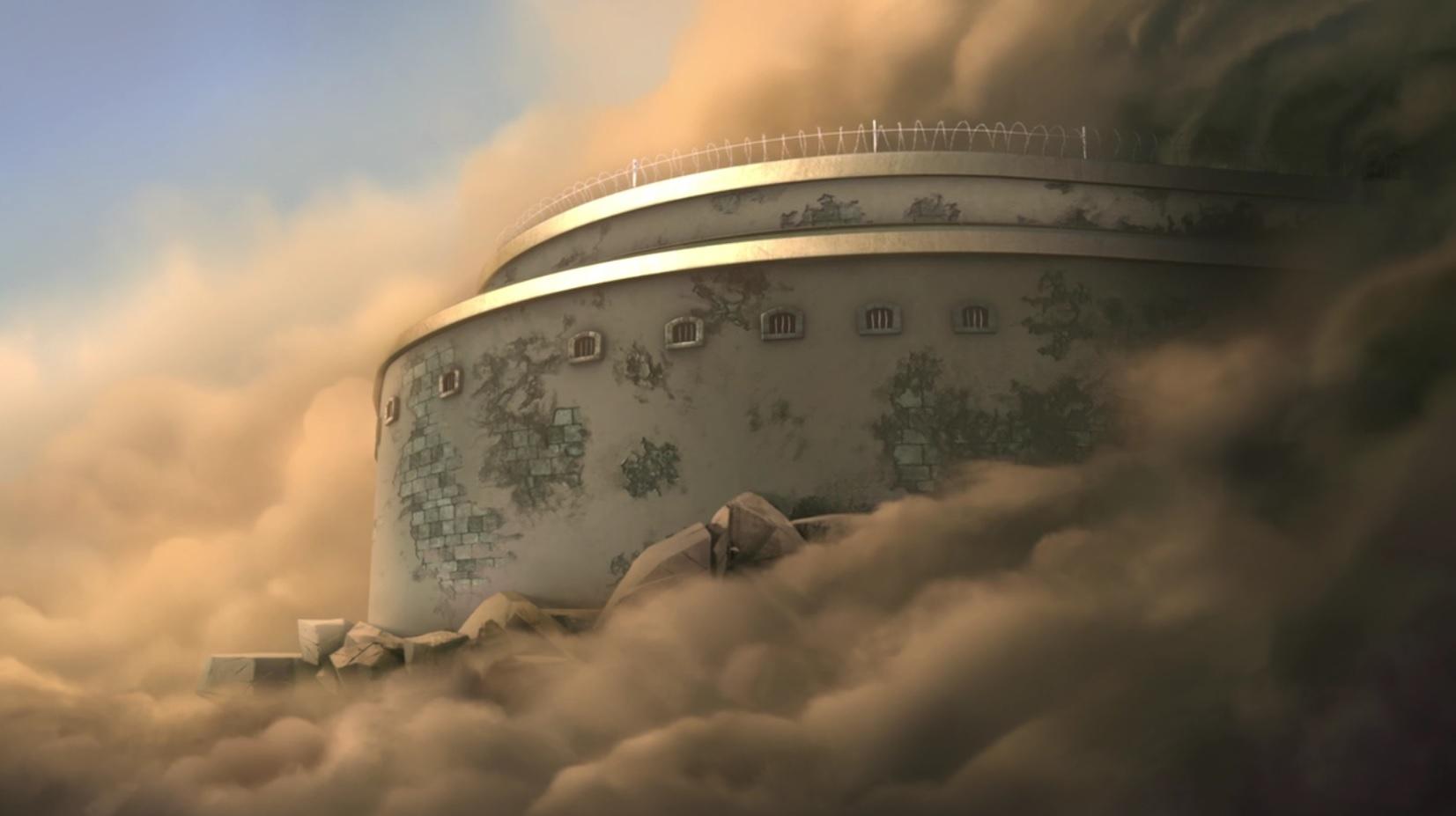 Cloudcracker Prison (Skylanders Academy)