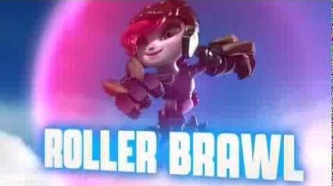 Skylanders Swap Force - Roller Brawl Soul Gem Preview (Let's Roll)