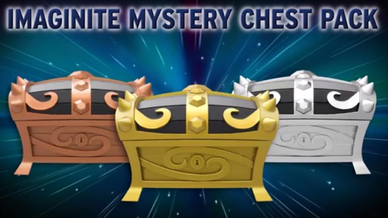 Imaginite Mystery Chests