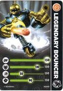 Legendary Bouncer Card