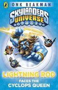 Lightning Rod cover novel
