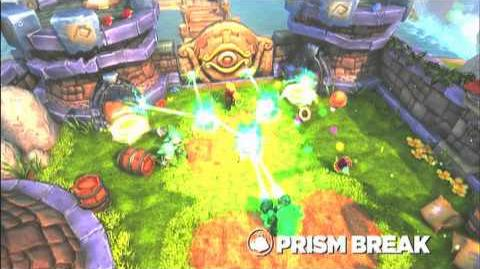 Skylanders Spyro's Adventure - Prism Break Preview (The Beam is Supreme)