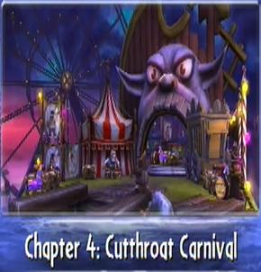 Cutthroat Carnival