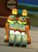 K-Bot Splodeshards