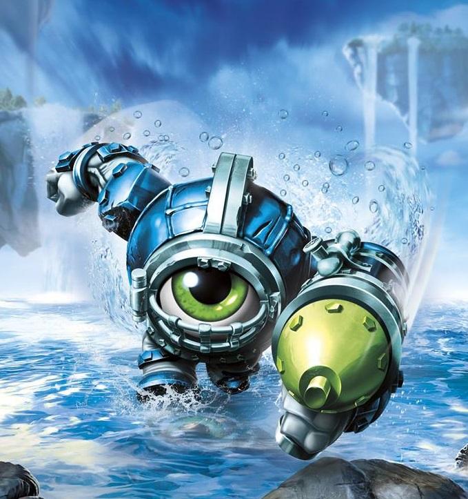 Dive-Clops