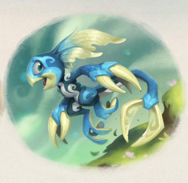 Bird Skylander