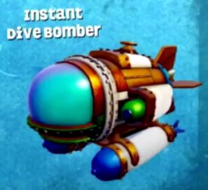 Instant Dive Bomber
