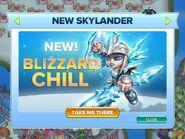 Blizzard Chill Lost Islands