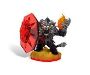 Dark Wild Fire Figur