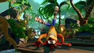 Crash Bandicoot Gamescom Screenshot