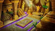 Golden Throneroom concept