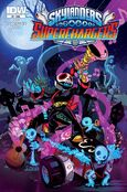 Skylanders SuperChargers Issue 4