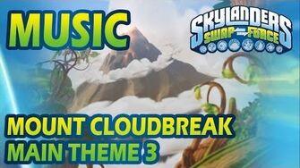 ♪♫_Mount_Cloudbreak_-_Main_Theme_3_Skylanders_SWAP_Force_Music