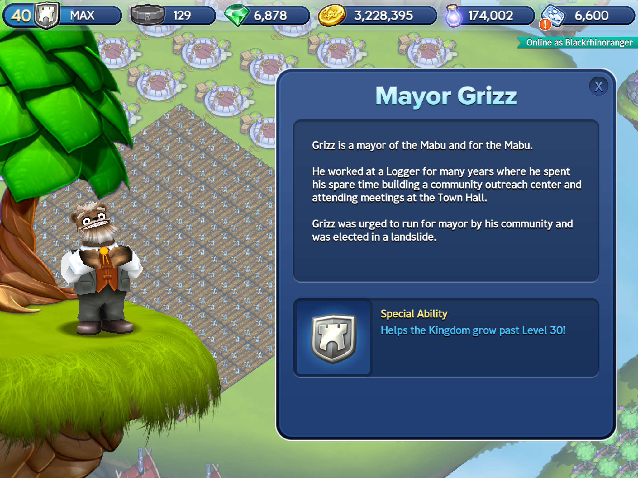 Mayor Grizz