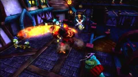 Skylanders Giants - Hot Head's Soul Gem Preview (Hey! I'm on Fire!)